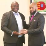 Ditu Kasuyi, Roderick Hayes, UFSC Annual Summit 2016
