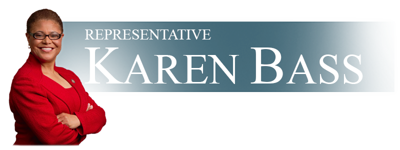 Congressmember Karen Bass
