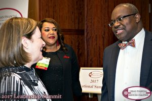 Esther L. George, Ola Truelove & Ditu Kasuyi