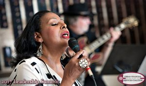Songstress Ida McBeth