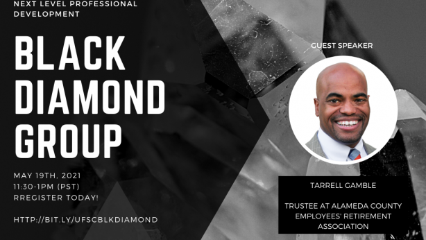 """Black Diamond Group Monthly Meeting – """"What Does it Take to be on a Pension Board"""""""